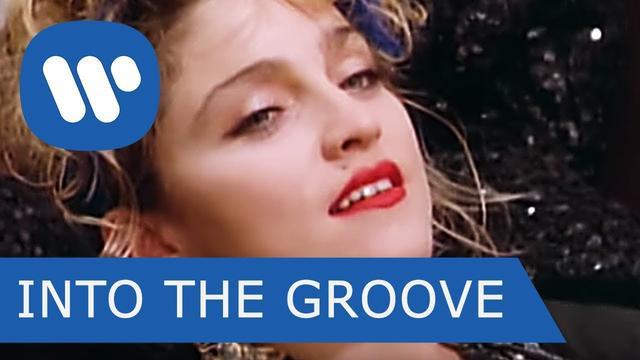 画像: MADONNA - INTO THE GROOVE (Official Music Video) youtu.be