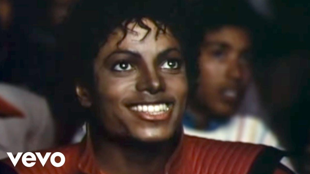 画像: Michael Jackson - Thriller (Official Video) youtu.be