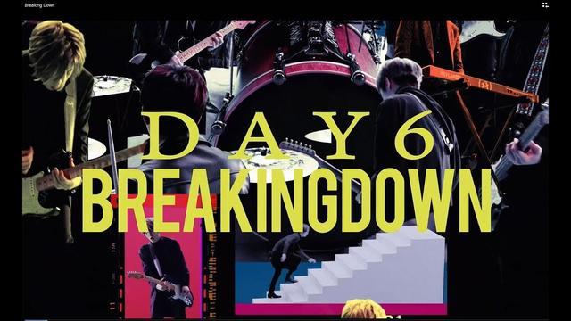 画像: DAY6「Breaking Down」Music Video youtu.be