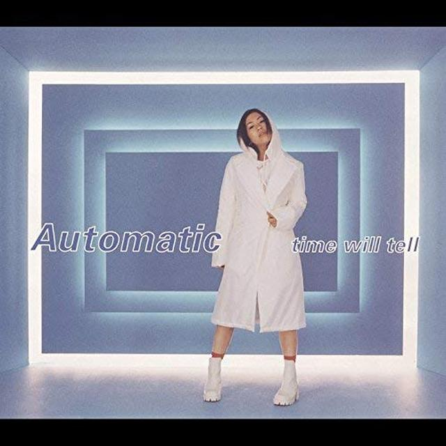 画像: Amazon Music - 宇多田ヒカルのAutomatic / time will tell - Amazon.co.jp