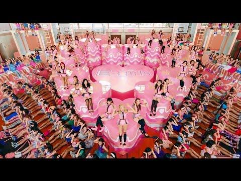 画像: E-girls / Highschool ♡ love youtu.be