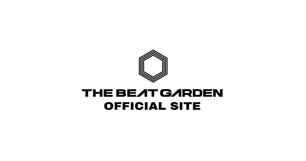 画像: THE BEAT GARDEN (ビートガーデン) OFFICIAL SITE