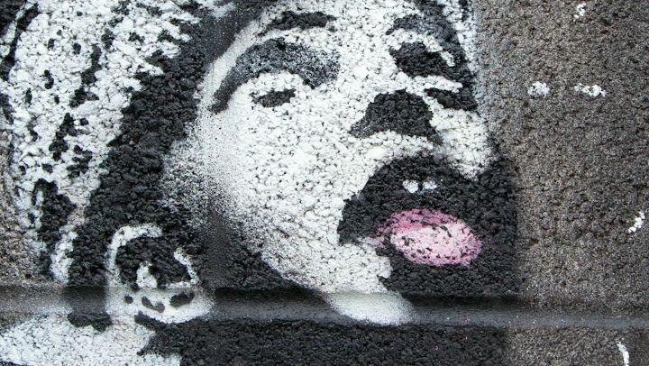 """画像1: Banksy on Instagram: """". . . . Season's greetings . . ."""" www.instagram.com"""