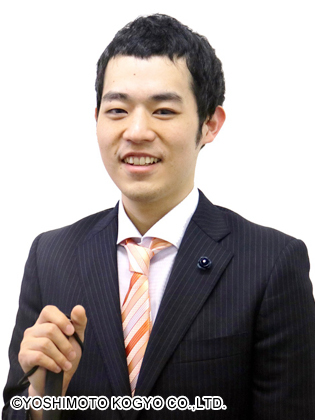 画像: 濱田祐太郎 プロフィール 吉本興業株式会社