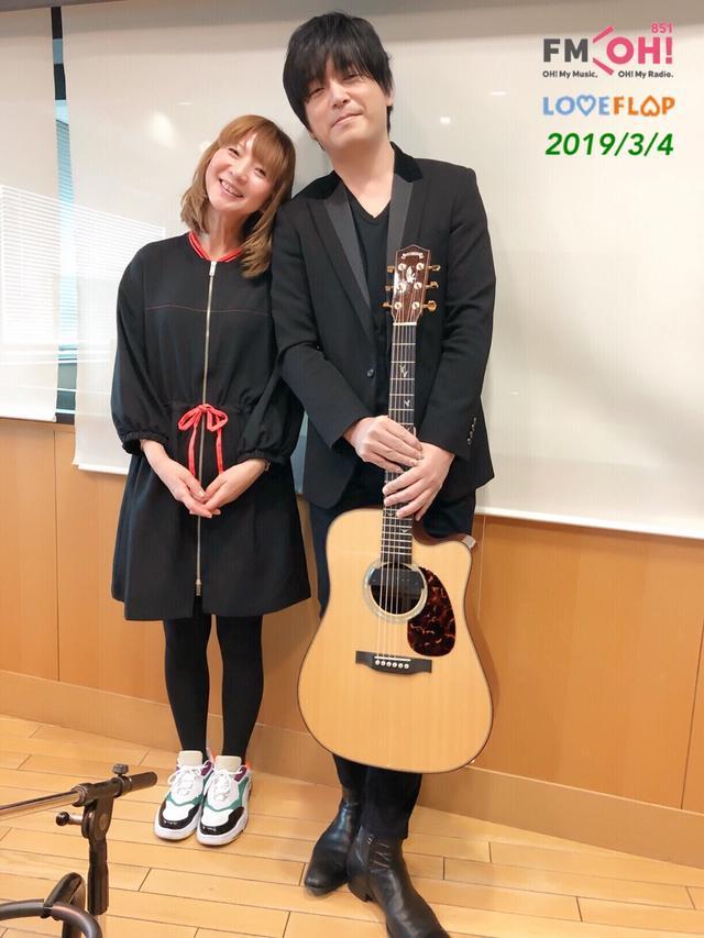 画像: 2019/3/4(月)ゲスト:押尾コータロー さん