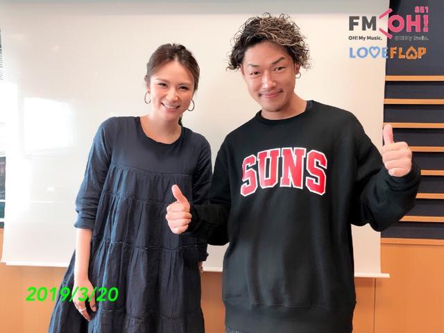 画像: 2019/3/20(水)ゲスト:寿君 さん