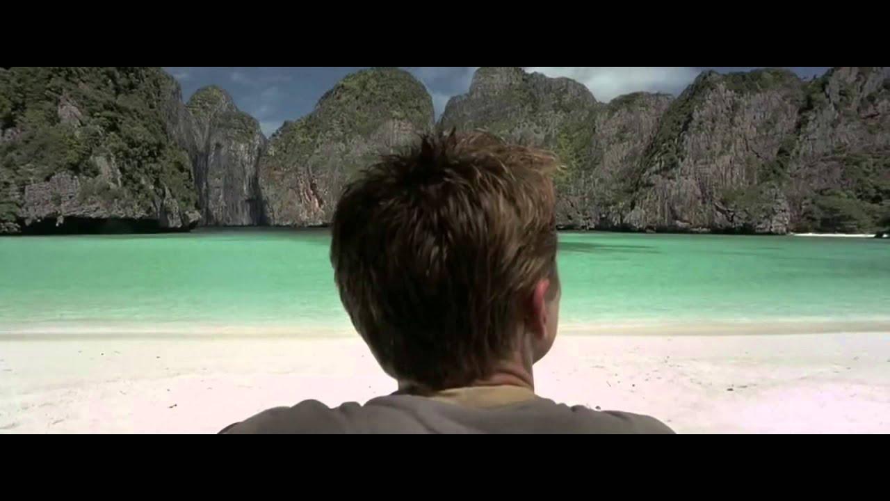 画像: The Beach Movie. Scene of Maya Bay in Phi Phi Islands Thailand. www.youtube.com