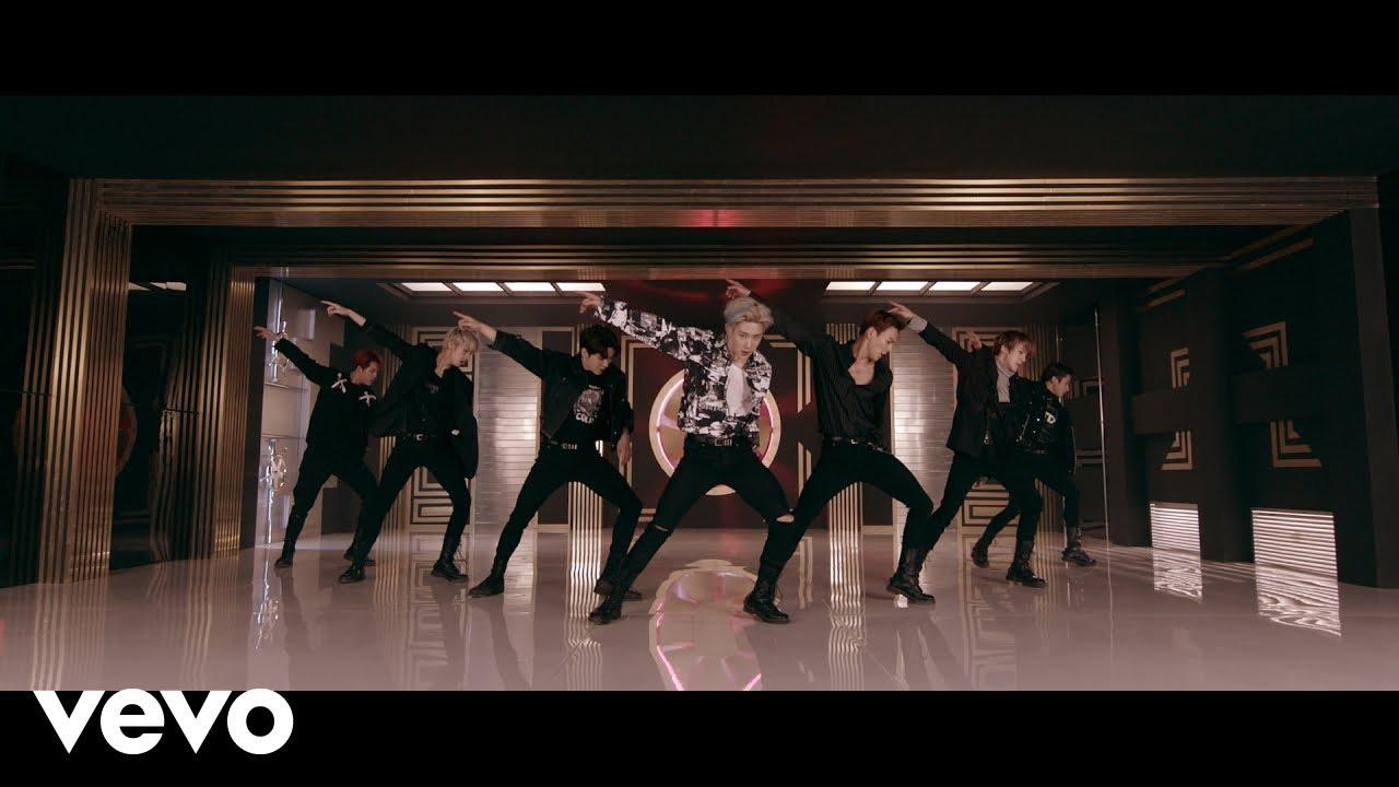 画像: MONSTA X - 「Shoot Out (Japanese ver.)」 Music video youtu.be