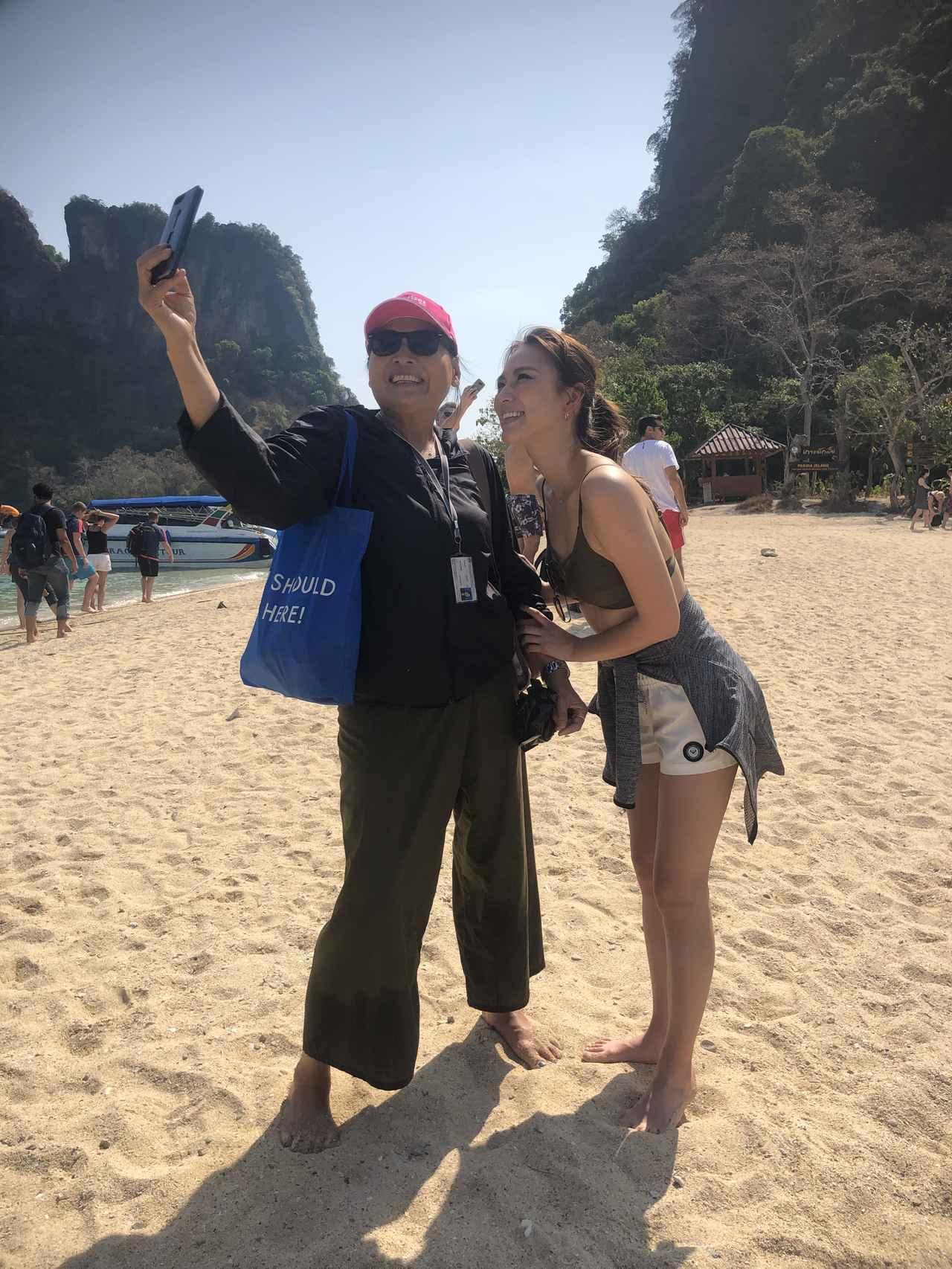 画像: お世話になったガイドさん!めっちゃ日本語上手です!旅のテクニックとして「ガイドさん/コーディネーターさん」がいるととっても心強いですよ! 一度検索してみて!!