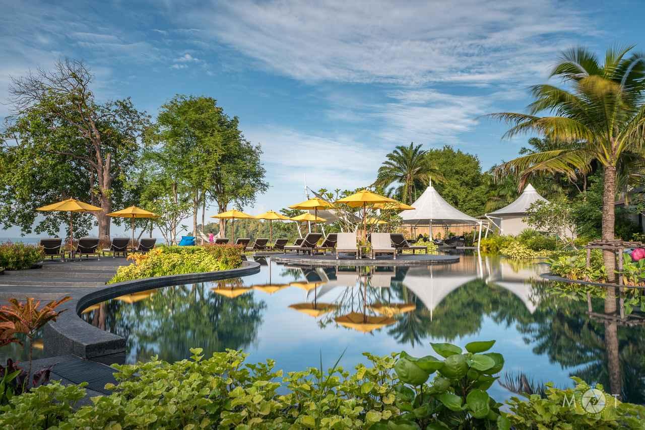 画像: The ShellSea Krabi I Luxury Beachfront Resort on Fossil Shell Beach in Krabi, and only 10-min to Aonang Beach.