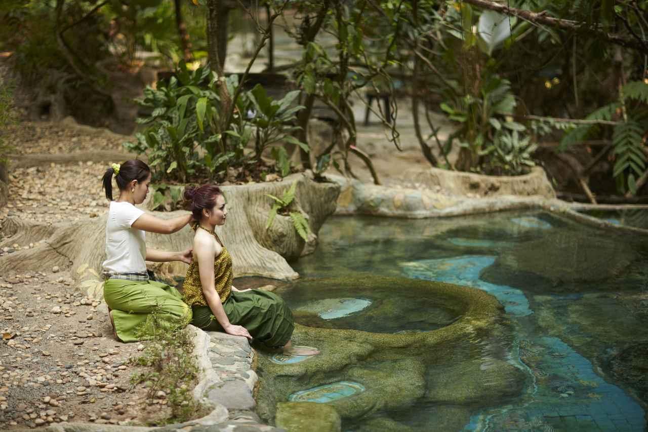 画像: ワリーラック ホットスプリング スパ   【公式】タイ国政府観光庁