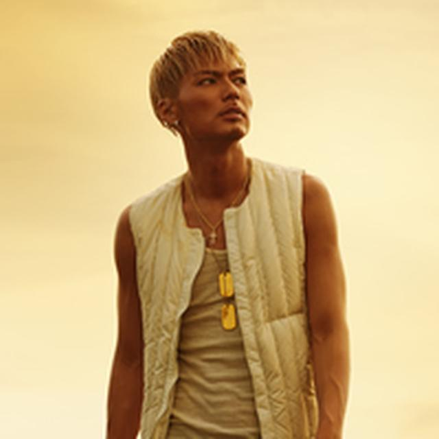 画像: EXILE SHOKICHI OFFICIAL WEBSITE