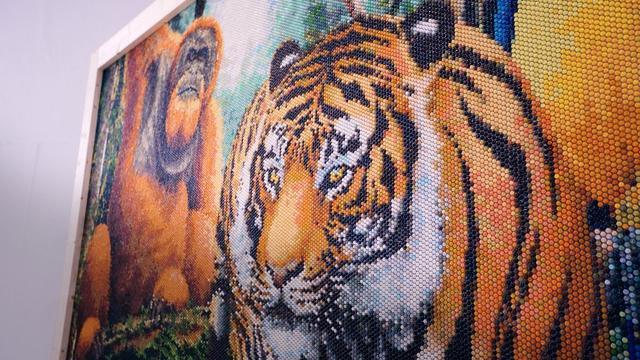 画像: 【6万粒の環境破壊】 動物を、つぶすな。 www.youtube.com