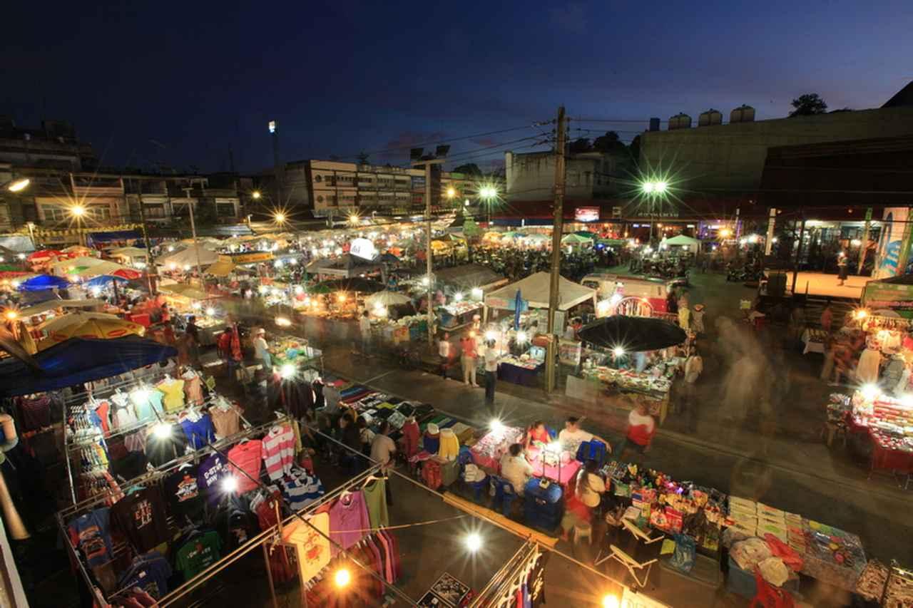 画像: クラビ・ウォーキングストリート | 【公式】タイ国政府観光庁