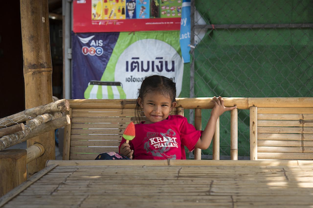 画像1: 微笑みの国 タイ