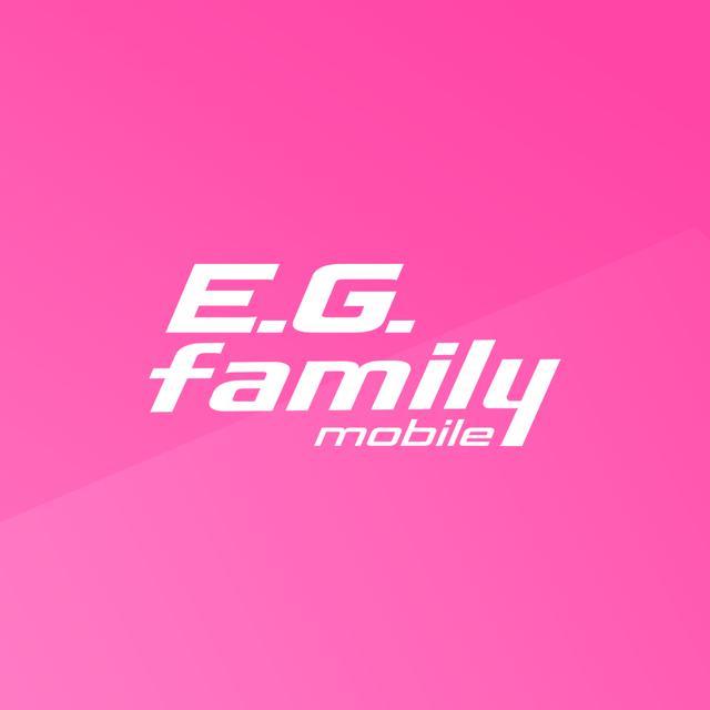 画像: E.G.family mobile