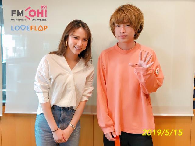 画像: 2019/5/15(水)ゲスト:cinema staff