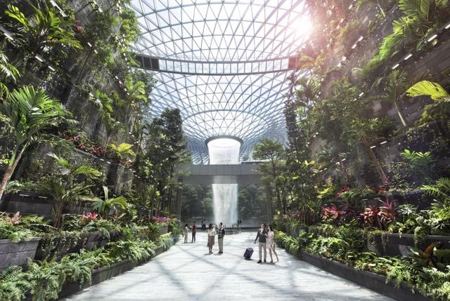 画像: Experience Wonder at Jewel Changi Airport - Jewel Changi Airport