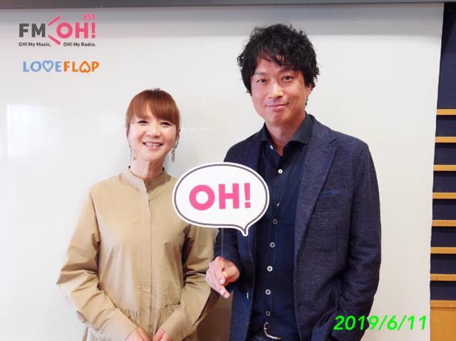 画像: 2019/6/11(火)ゲスト:椎名桔平 さん