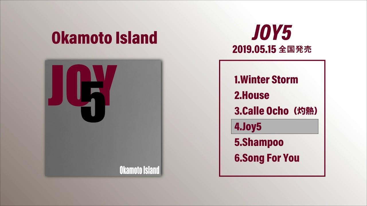 画像: Okamoto Island『JOY5』Trailer 2019.5.15 release youtu.be