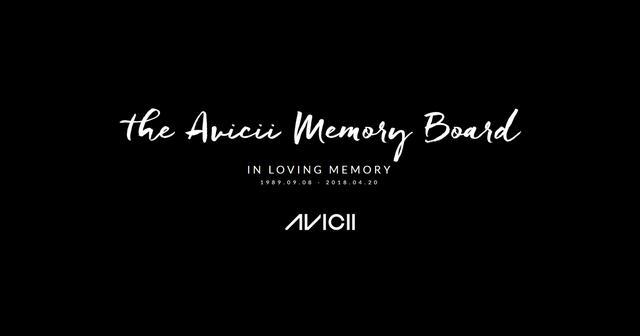 画像: Avicii – Official site