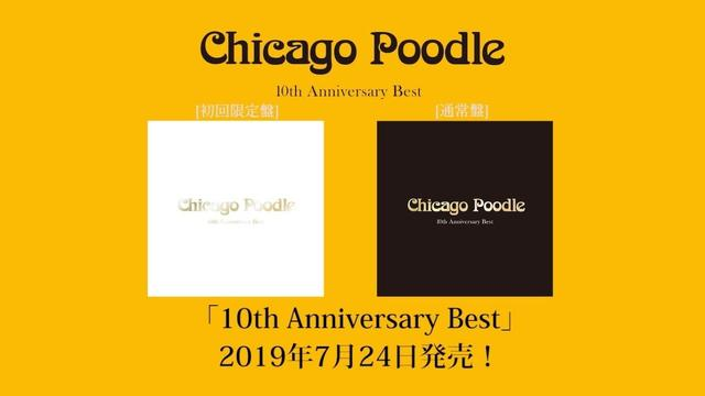 画像: Chicago Poodle「10th Anniversary Best」SPOT youtu.be