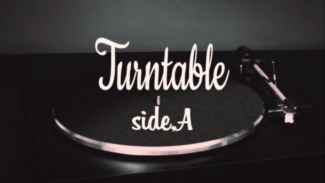 画像: ショートムービー「Turntable」第1話(Side A) youtu.be