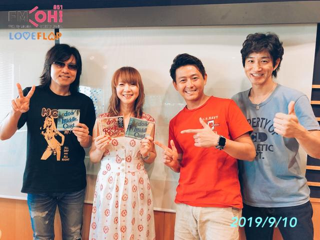画像: 2019/9/10(火)ゲスト:doa