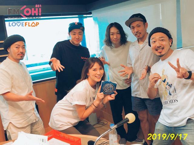 画像: 2019/9/18(水)ゲスト:ET-KING