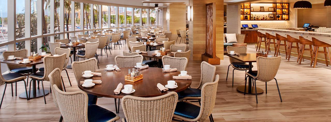 画像: プリンス ワイキキ - 公式サイト - ワンハンドレッド セイルズ レストラン&バー