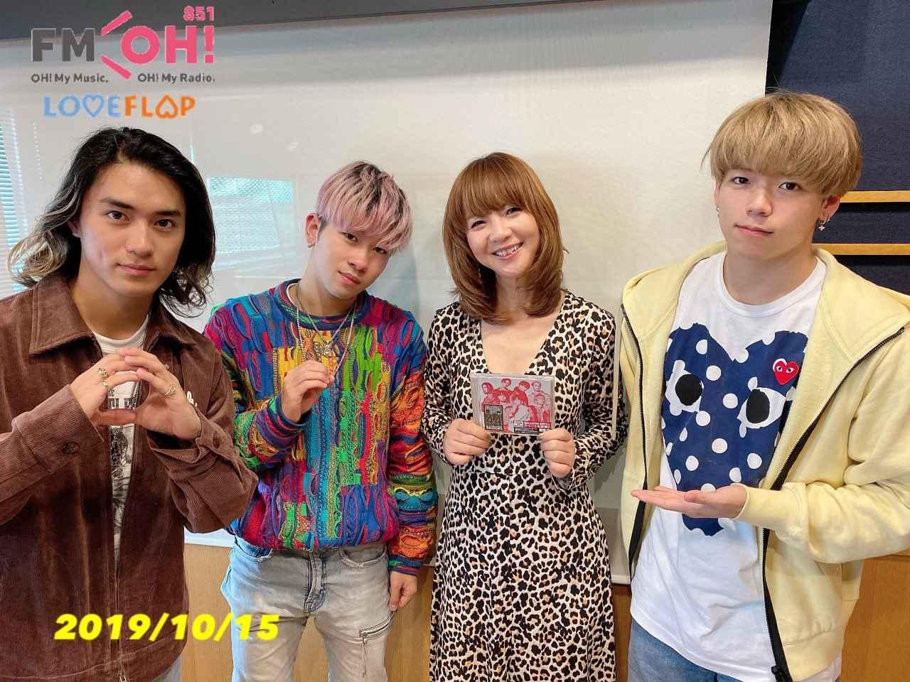 画像: 2019/10/15(火)ゲスト:BALLISTIK BOYZ