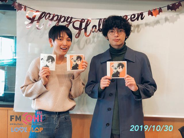 画像: 2019/10/30(水)ゲスト:MONO NO AWARE