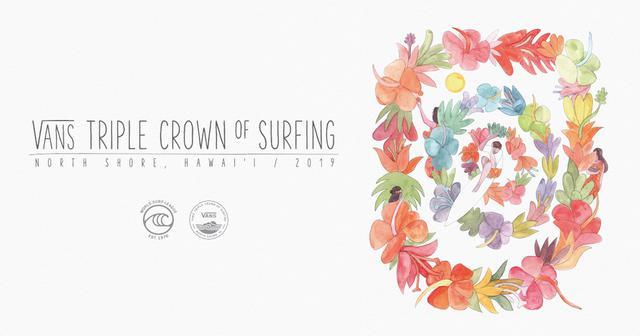 画像: 2019 Vans Triple Crown of Surfing