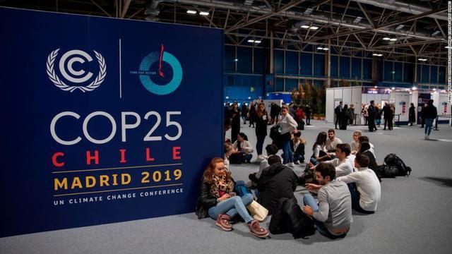 画像: COP25閉幕、「パリ協定」ルールの詳細で合意に至らず
