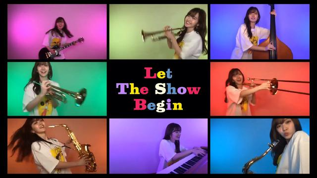 画像: 鈴木愛理 - 『Let The Show Begin』(Remote ver.) www.youtube.com
