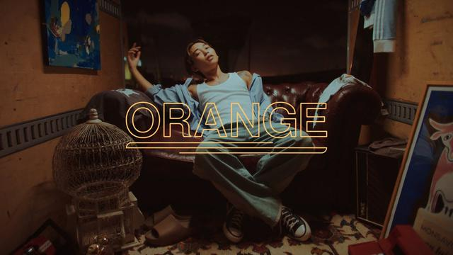 画像: TAEYO / ORANGE(Prod. CELSIOR COUPE) youtu.be