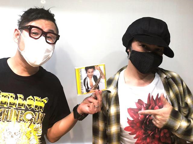 画像: 今日のゲストは武田真治さんでした!