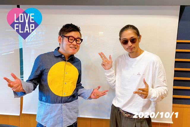 画像: 本日のゲストは、俳優の窪塚洋介さんでした!