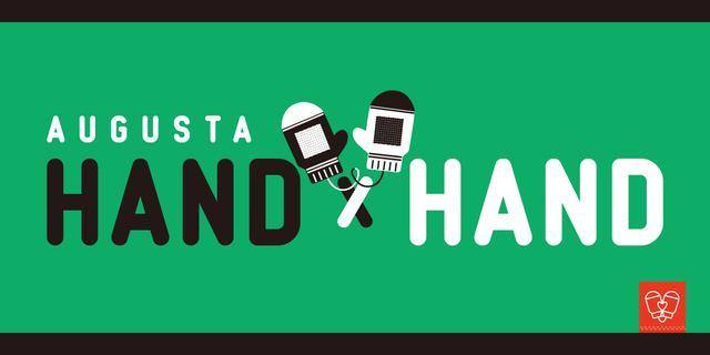 画像: AUGUSTA HAND × HAND
