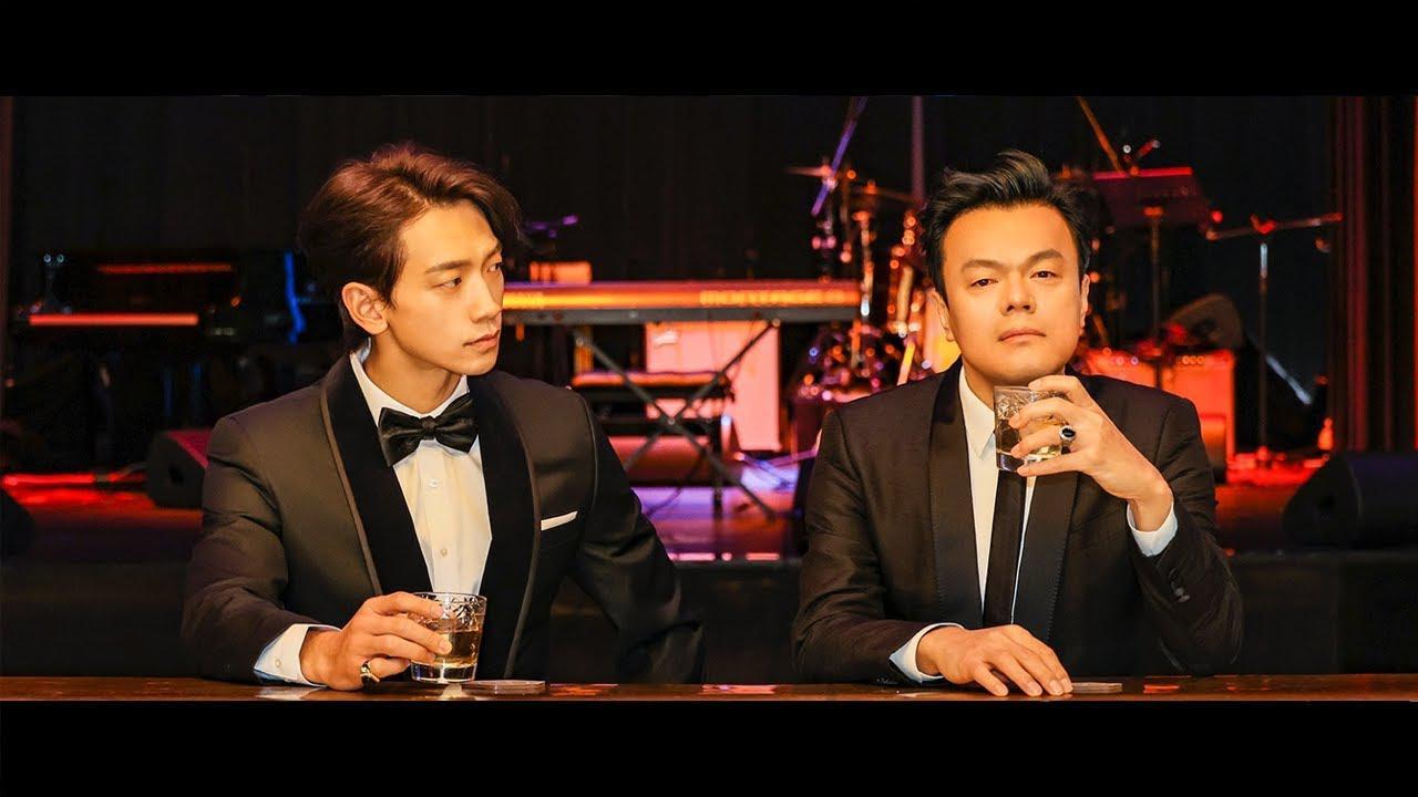 """画像: RAIN(비) - """"나로 바꾸자 Switch to me (duet with JYP)"""" MV youtu.be"""