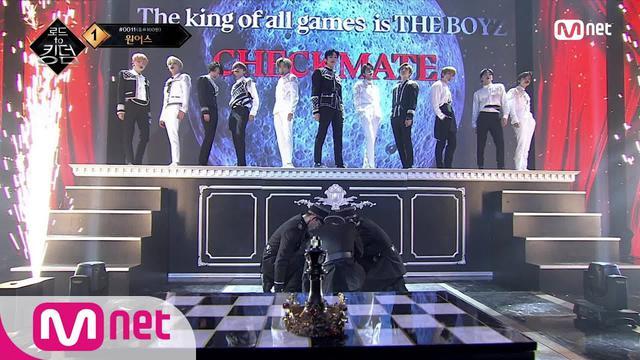 画像: [ENG] Road to Kingdom [최초 공개] ♬ CHECKMATE - 더보이즈(THE BOYZ) @ 파이널 경연 200618 EP.8 youtu.be