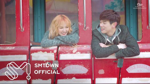画像: [STATION] 에릭남 X 웬디 '봄인가 봐 (Spring Love)' MV youtu.be