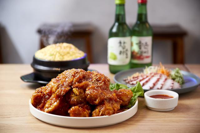 画像2: B2「Honmani Chicken」