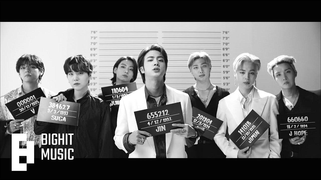 画像: BTS (방탄소년단) 'Butter' Official MV youtu.be