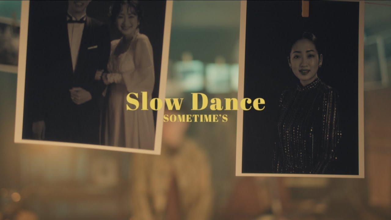 画像: SOMETIME'S - Slow Dance[Official Music Video] youtu.be
