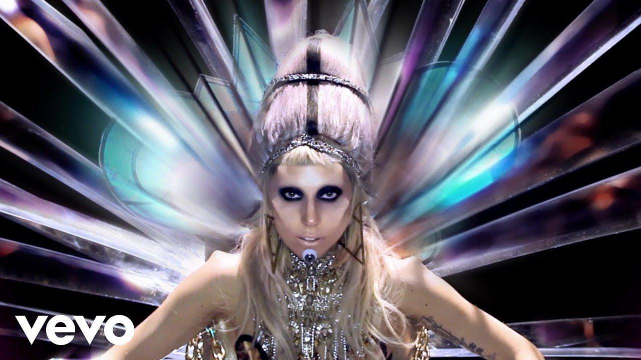 画像: Lady Gaga - Born This Way (Official Music Video) youtu.be