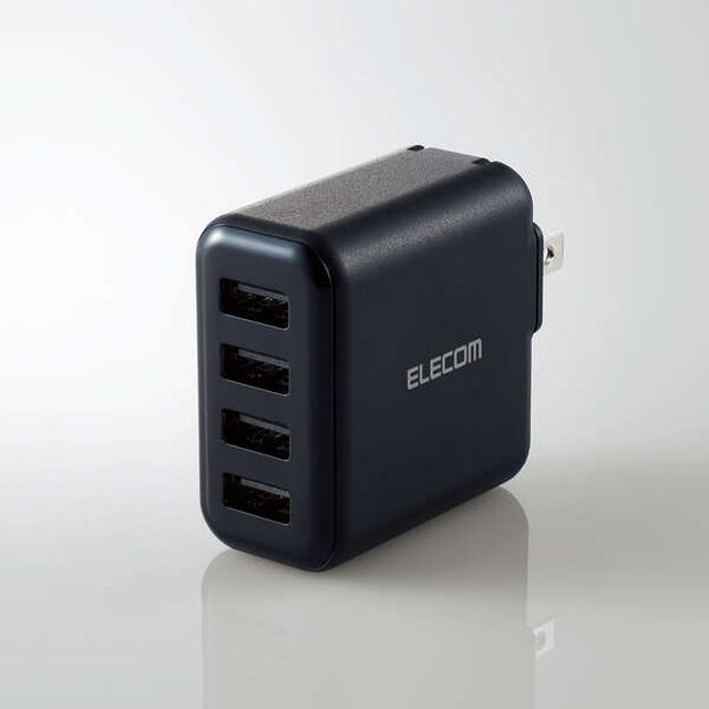 画像: ②AC充電器