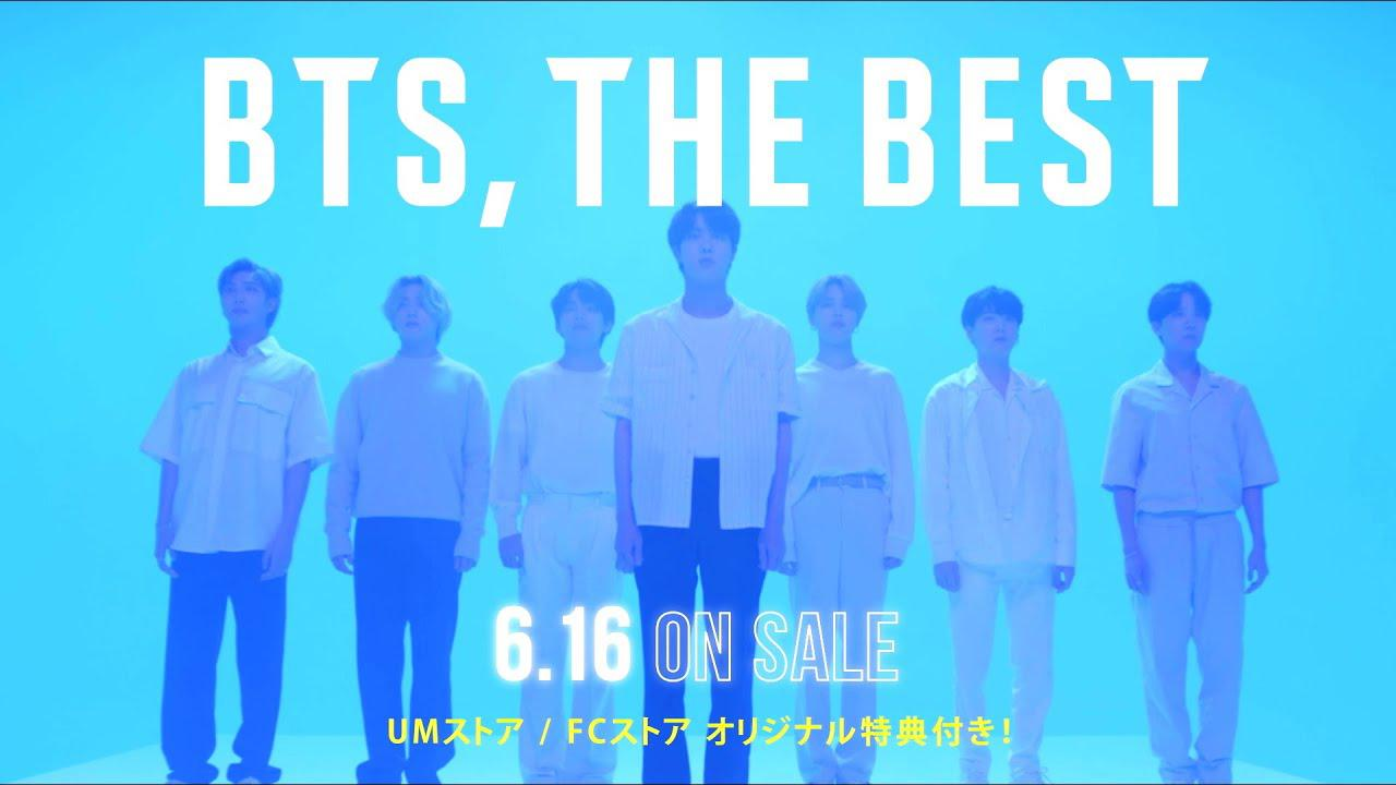 画像: BTS 'BTS, THE BEST'  Highlights youtu.be