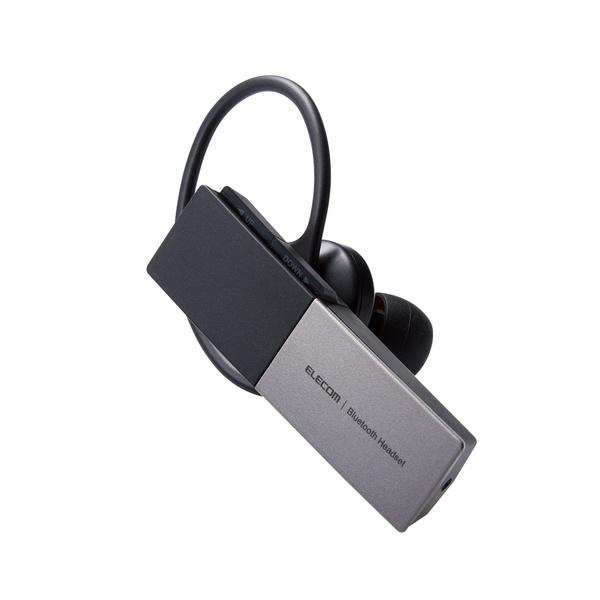 画像: Bluetooth(R)ハンズフリーヘッドセット - LBT-HSC20MPSV
