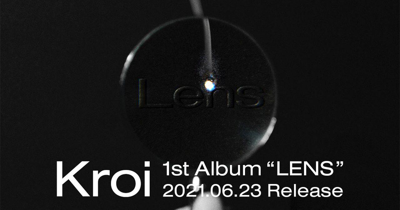 画像: Kroi「LENS」特設サイト | Kroi